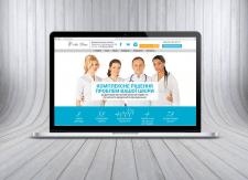 Landing page для косметологической клиники