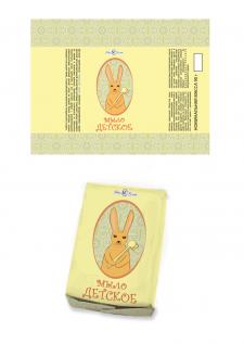 Упаковка для детского мыла 2