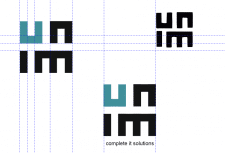 Дизайн логотипа UNIM