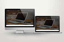 Landing Page Студия по разработке веб сайтов