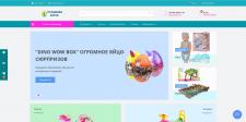 Продвижение интернет магазина детских игрушек