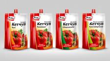 Упаковка кетчупа