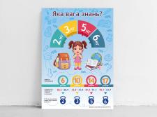 инфографика детского рюкзака