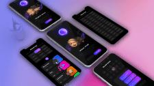 Дизайн мобильного приложения (чат)