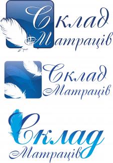 """Логотип """"Склад матрацов"""""""