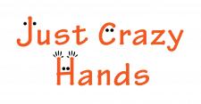 Логотип для JUST CRAZY HANDS
