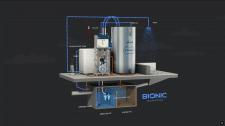 Bionic система рециркуляции воды