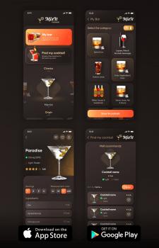 MixIt Cocktails (приложение с рецептами коктейлей)
