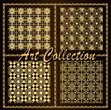 Коллекция узоров