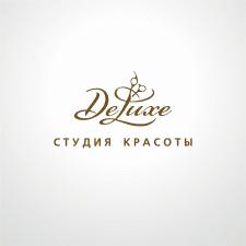 "Логотип для студии красоты ""DeLuxe"""