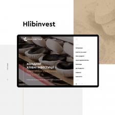 ХЛИБИНВЕСТ - корпоративный сайт
