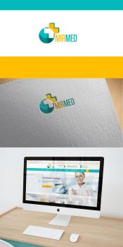 логотип для фармацевтической компании