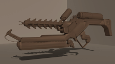 """Weapon from film """"District 9"""""""