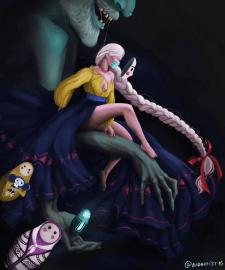 Fantasy-art по индивидуальному ТЗ