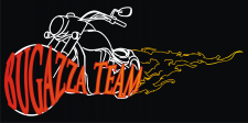 лого для команды байкеров