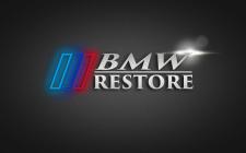 Логотип сервиса по разборке BMW