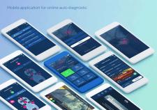 Мобильное приложение для диагностики авто
