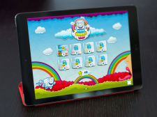 дизайн интерфейса для игрушки