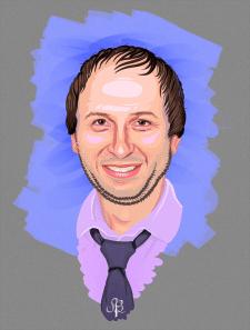 Поп-арт портрет