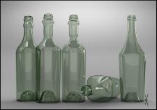 Визуализация и моделирование стеклянной тары