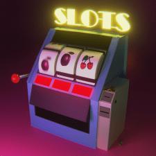 3D Slot machine - Blender Animation