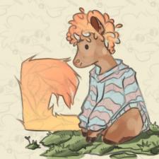 Дизайн и разработка персонажа: милый пони