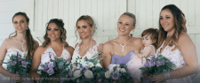 Монтаж свадьбы для молодых из Америки.