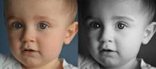 Обработка детских фото