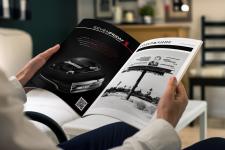 SevenFriday | Рекламная полоса в журнал