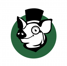Свинья в цилиндре