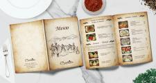 Меню, ресторан «Сулико»