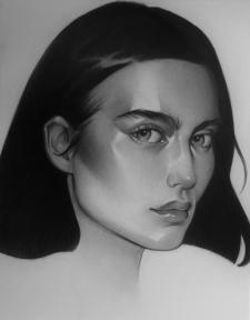 Портрет, графика
