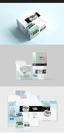 Упаковка MIMI (наушники 6+)
