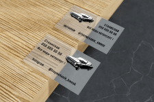 Tvoy Mehanik   дизайн визитки