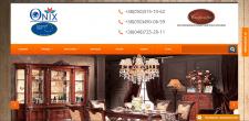 Сайт для мебельной компании