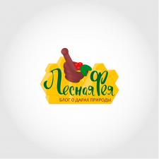 Логотип для блога о красоте