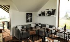 Дизайн ресторана Шале Марсо
