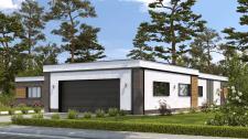 Дизайн и визуализация загородного дома