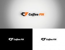 Logotype : CoffeFIX