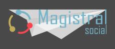 Логотип magistral social