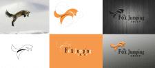 Логотип (прыгающая лиса). Автор George(NY)