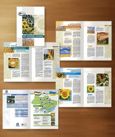 Рекламная брошюра IKR Babolna — Україна (2003 г.)