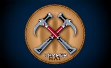 Логотип Hammer Hat (персонаж)