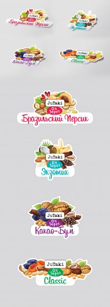 Дизайн этикеток-наклеек