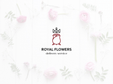 Royal Flowers