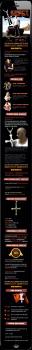 Дизайн мобильного Landing Page