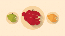 Разработка flat иконок для сайта
