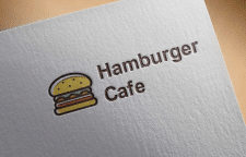 Hamburger Cafe logo