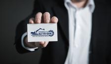 Логотип для компании запчастей для техники