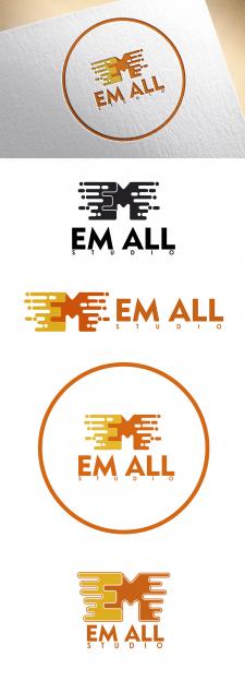 Логотип для it компании разрабатывающей игры
